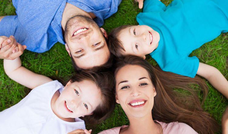 Guía familiar para tu salud bucal