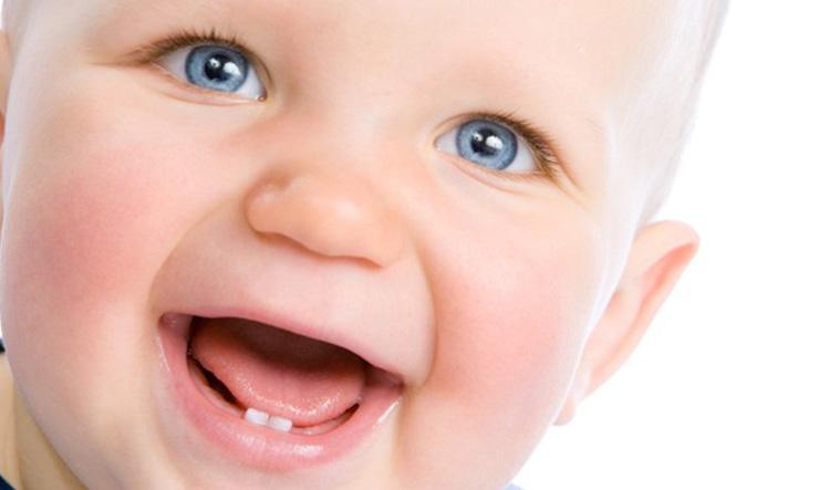 Ortodoncistas en Alcorcón y Móstoles en Clínica Stoma - El bebé y sus dientes