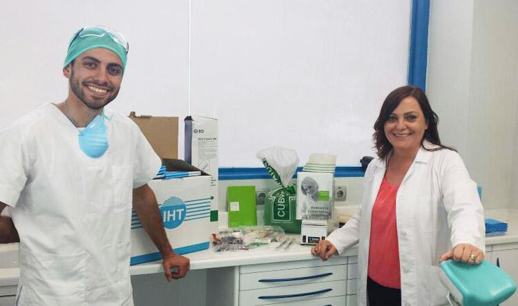 Ortodoncistas en Alcorcón y Móstoles en Clínica Stoma - Colaboramos con Born to Learn
