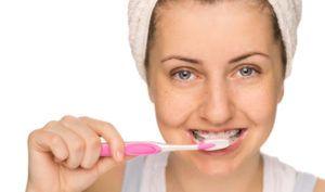 Dentista en Alcorcón y Móstoles - Clínica Stoma - Higiene importante para ortodoncia
