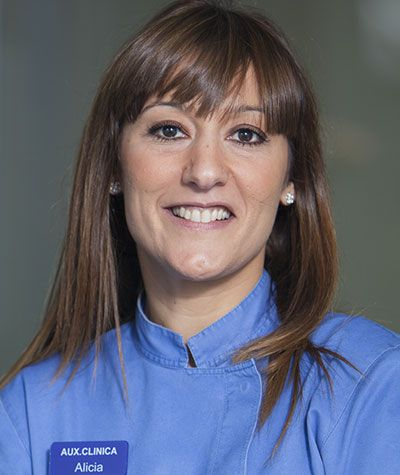Imagen de Alicia García - Clínica dental Stoma en Móstoles y Alcorcón