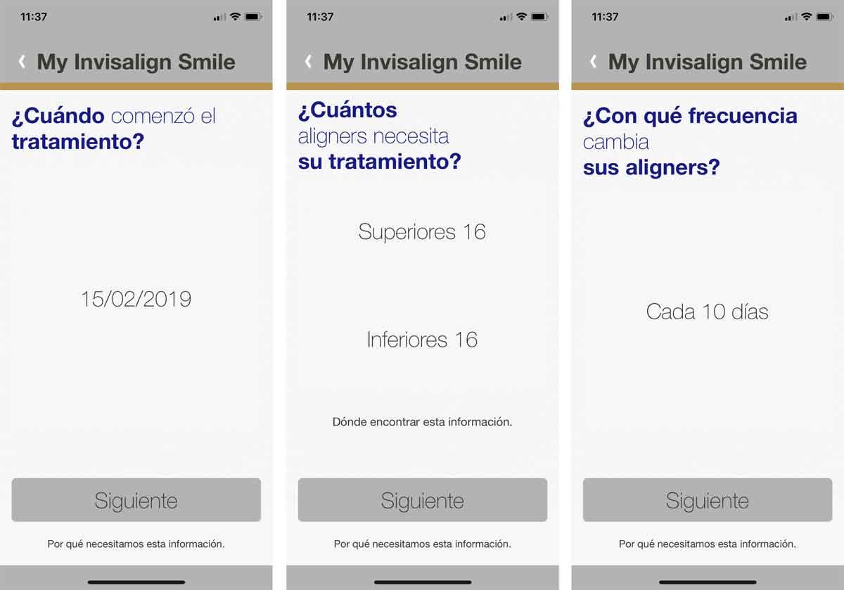 Ortodoncia invisible Invisalign en Móstoles y Alcorcón en Clínica Stoma - La app Invisalign