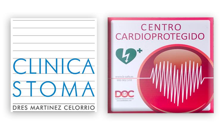 Dentista en Alcorcón y Móstoles - Clínica Stoma - Clínica cardiprotegida